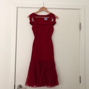 HERVE LEGER dress size XS